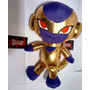 Peluche De Freezer Dorado De Dragon Ball Z 30cm