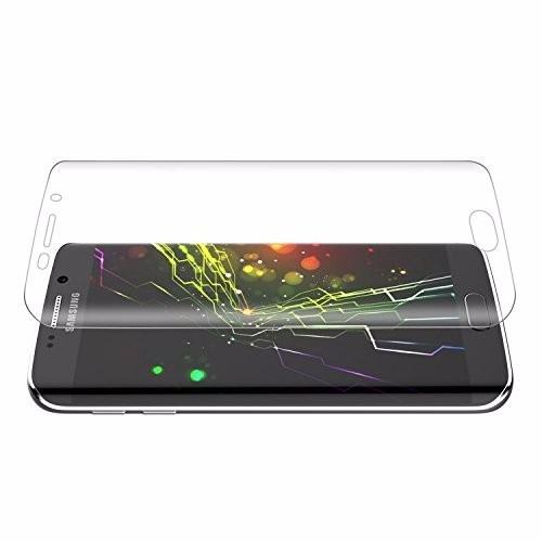 Vidrio templado curvo samsung s6 edge 100 transparente s 55 sn2qp precio d per - Vidrio plastico transparente precio ...