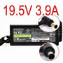 Cargador Sony P/ Laptop 19.5v 3.9a 100% Original