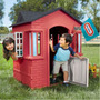 Casita Cape Cottage Little Tikes Para Niño Niña Nido Colegio