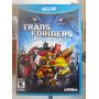 Wii U Transformers Prime The Game Nintendo Wii Sellado Wiiu