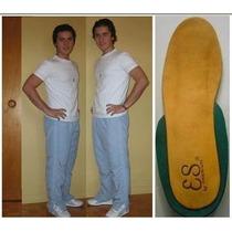 Calzado Mas Alto Con Plantillas Elevadoras Elevator Secret
