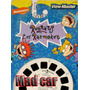 Mc Mad Car Pack 3 Discos De View Master Rugrats