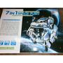 Robot Solar Armable 7 En 1 - Educativo