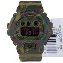 Casio G-shock Camuflado Gd-x6900mc-3dr En Stock Exclusivos