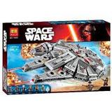 Lego Alterno Halcón Milenario Star Wars Galaxia Halcon 75105