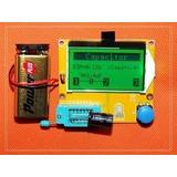 Lcr-t4 Medidor De Transistores, Condensadores ,etc