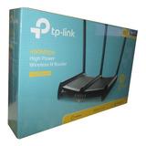 Router Alta Potencia Rompe Muros 450mbps Tl-wr941hp Tp Link
