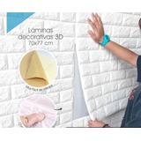 Tapiz Espuma 3d Para Pared Decoracion Antigolpe Decorativo
