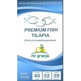 Alimento Para Tilapias, Premium Fish Tilapia