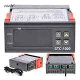 Termostato Digital Con Sonda Stc-1000 Controlador De Tempera