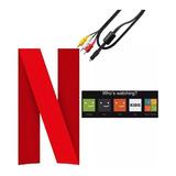Netflix Ultra Hd 4k Disponible 1 Mes