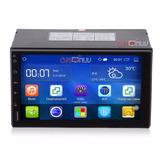 Auto Radio Android Hd Gps Wifi Bluetooth Camara Retroceso