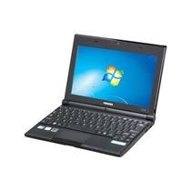 Toshiba Nb505-sp0110l Mini Notebook 10  Solid Hdd Intel Atom