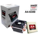 Procesador Amd A4 6300 Fm2 Nuevo En Caja
