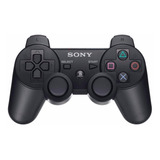 Mando Ps3 Play Station 3 Negro Original - Semi Nuevo