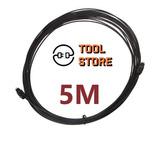 Cable Para Audio Óptico Digital Toslink Slim - 5 Metros