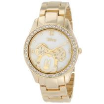 Nuevo Reloj Disney Dorado