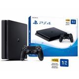 Nuevo Ps4 Consola Play Station 4 Slim - 1 Tb - Cuh 2115b Hdr
