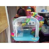 Jaula Para Hamster Importada 2 Pisos