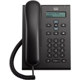 Telefono Ip Cisco Unified Sip Phone 3905, Standard Handset