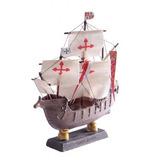 Barcos De La Historia, Miniatura, Adorno Casa De Playa, Em5