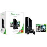 Consola Xbox 360 Hdd 500gb, 2 Juegos,audifono, Wifi
