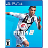 Fifa 19 Ps4 Disponible