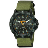 b6cd72e71c72 Reloj Timex Tw4b03600 Expedition Gallatin Verde   Negro N
