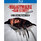 A Nightmare On Elm Street: Collection Blu-ray Nuevo Sellado