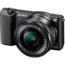 Cámara Sony Alpha A5100 Montura E Sensor Aps-c