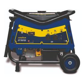 Generador Electrico 7.0kw Motor 4t 220v Gy7001g Goodyear