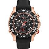 Reloj Bulova 98b211 Cronógrafo Precisionist - 100% Original
