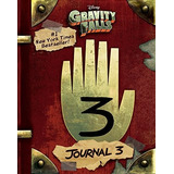 Diario Gravity Falls Journal 3 Original Disney Amazing Book!