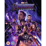 Avengers - End Game 1080p Fullhd Entrega Digital