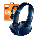 Philips Audifonos Bluetooth Supraurales Bass + Shb-3075