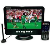 Televisor  Digital  Portatil Hitech 10.1 Sintonizador Hd