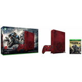 Consola Xbox One 2tb Gears Of War 4 - Limited Edition