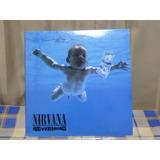 Nirvana - Nevermind Lp Azul Raro