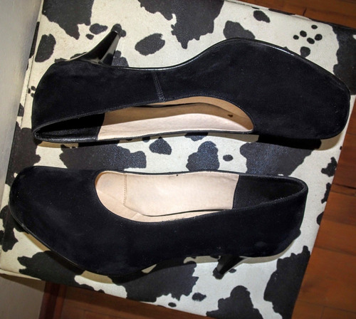 1b0f61d9 Zapatos De Pana Para Dama Con Taco Bajo