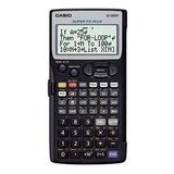 Casio Japonés Programa Funcional Calculadora Fx-5800p-n