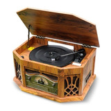 Coolbox - Tornamesa Vintage Bluetooth
