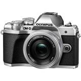 Camara Olympus Om-d E-m10 Mark Ill  14-42mm Ez 4k Ofertón !!