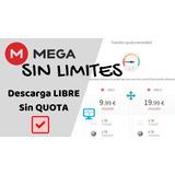 Cuenta Mega 1 Mes 30 Días + 15 Días De Regalo 700 Gb Mensual