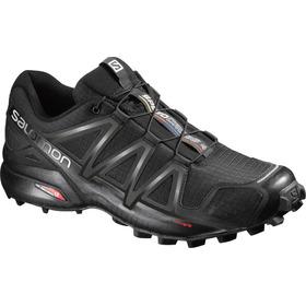 Zapatilla Masculina Salomon- Speedcross 4 M Negro