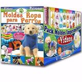 Moldes Para Perros Imprimibles Full Color Y Todas Las Tallas