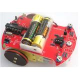 Kit De Ensamble Electronico Practica Robot