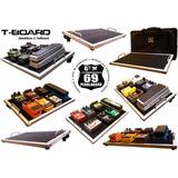 Pedal Board T-board 50x30cm (pedales Guitarra Bajo Efectos)