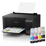 Impresora Epson Multifuncional L3110 Tinta Continua