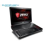 Laptop Msi Titan I7 8va 32gb 512gbssd+1tb 18.4fhd 8gb1080